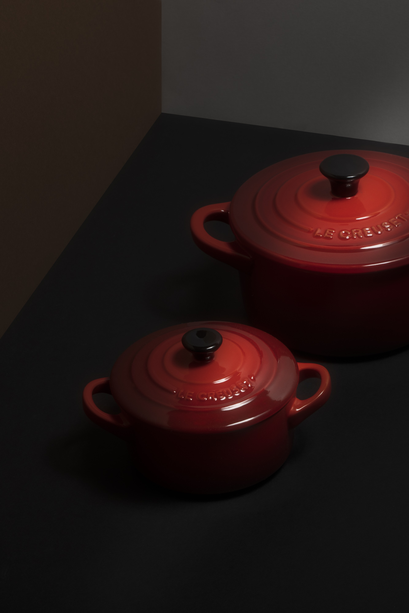 Creative photo for Le Creuset Editorial Work